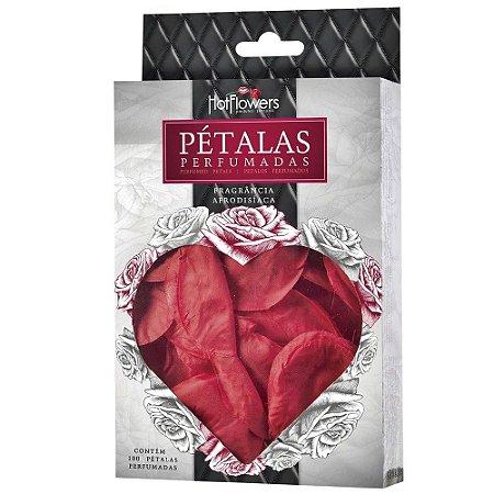 Pétalas Perfumadas formato de Coração - Hot Flowers