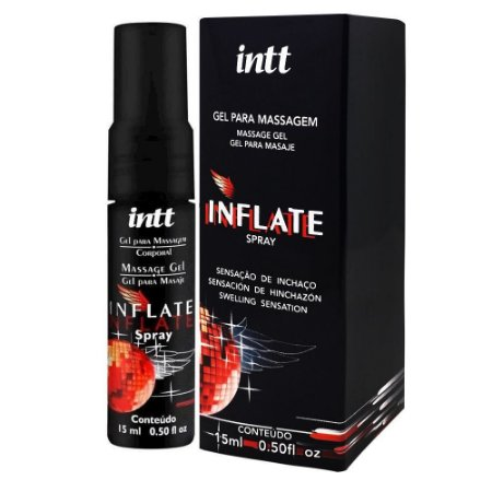 Gel Inflate Spray - Intt