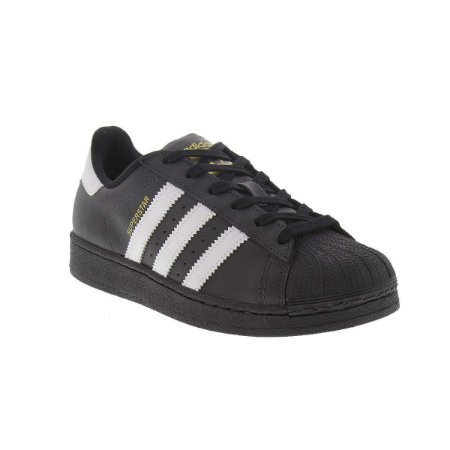 Tênis Adidas Superstar Foundation Preto e Branco