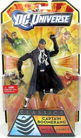 DC Universe Classics - Capitão Boomerang