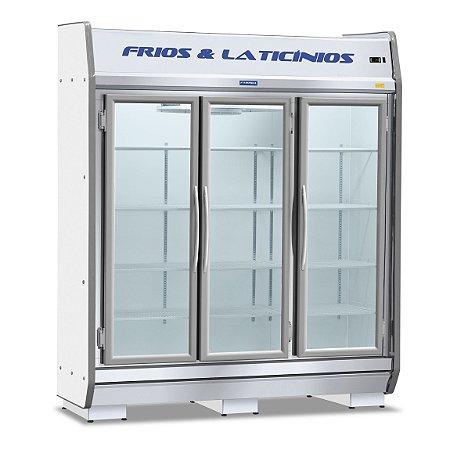 Expositor de Frios e Laticínios 3 Portas EAS 180 Fortsul