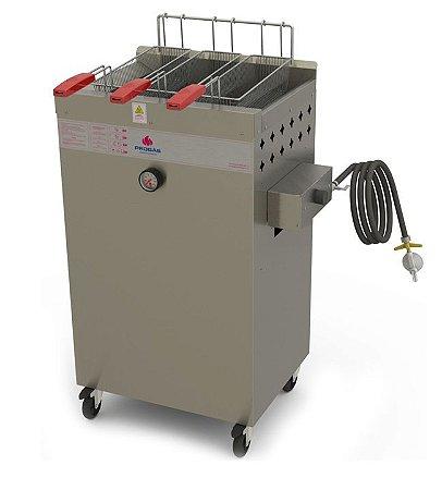 Fritador a Gás Água e Óleo 20 Litros PR-2000 BPG Progás