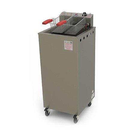 Fritador Elétrico Água e Óleo 24 Litros PR-300 E Progás