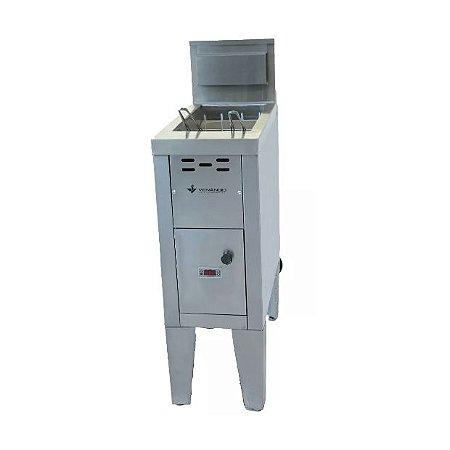Fritador a Gás Água e Óleo 30 Litros SFAOG30 Venâncio