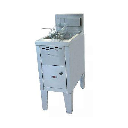 Fritador a Gás Água e Óleo 50 Litros SFAOG50 Venâncio