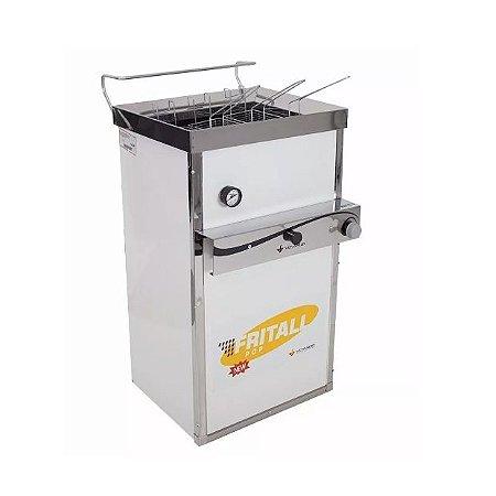 Fritador a Gás Água e Óleo 30 Litros FAOAP30 Venâncio