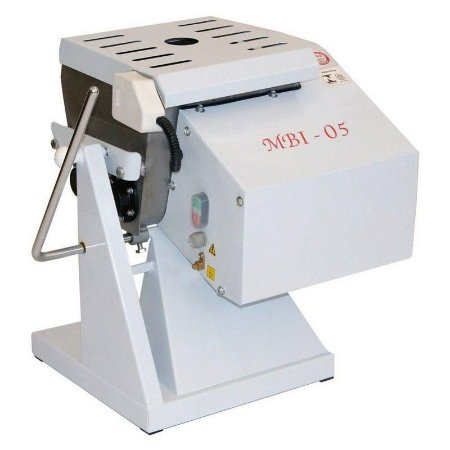 Amassadeira Semi Rápida Basculante 5 kg MBI 05 Gastromaq