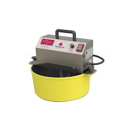 Misturador de Doces a Gás Amarelo PRMOG-07 Progás