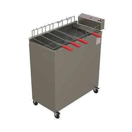 Fritador Eletrônico Água e Óleo 28 Litros PR-3008 EL Progás
