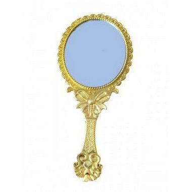 Espelho de Mão Oval Pequeno EP05