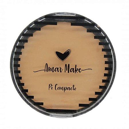Pó Compacto Amar Make Cor 3