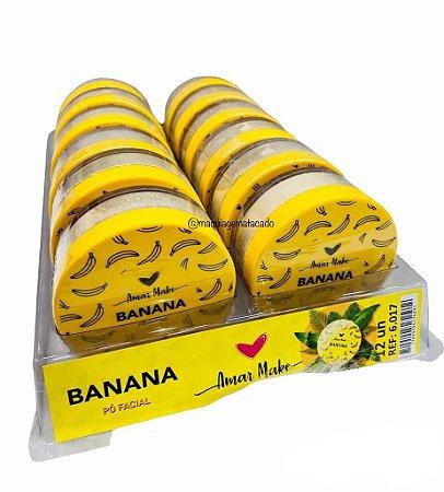 Pó Banana Amar Make Atacado Box 12 Unidades