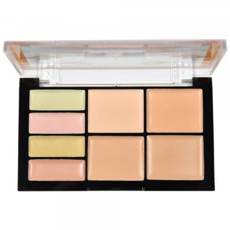Paleta de Corretivo The Skill of Beauty Light to Medium Ruby Rose Cor 02 HB8097