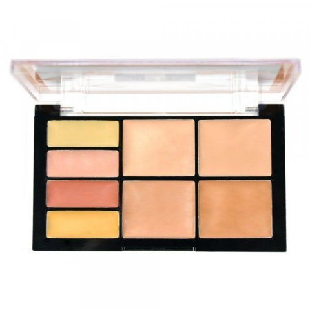 Paleta de Corretivo The Skill of Beauty Medium Ruby Rose Cor 03 HB8097