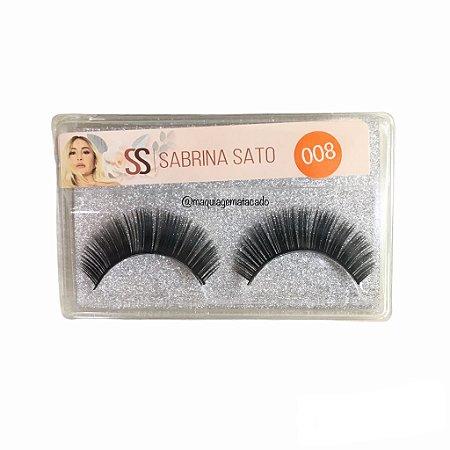 Cílios Postiços Sabrina Sato Modelo 008 SS1391