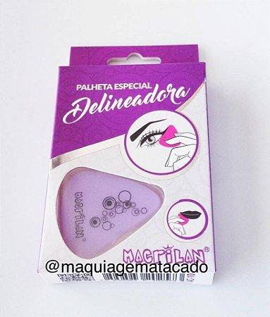 Palheta Delineadora Macrilan AC10