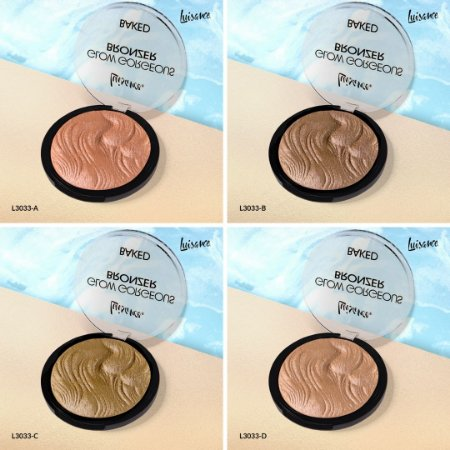 Bronzer Glow Gorgeous Luisance L3033