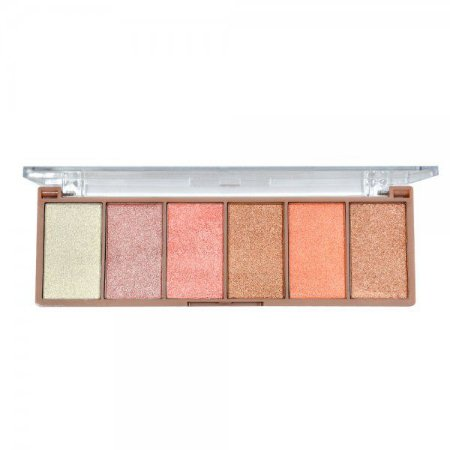 Paleta de Iluminador Magic Happen Ruby Rose HB7511