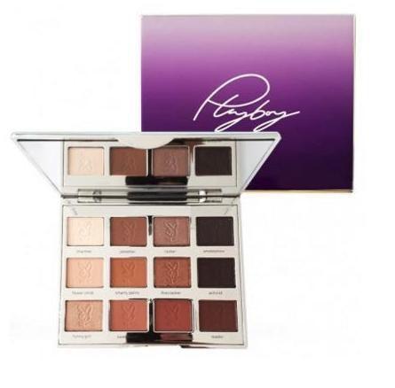 Paleta de Sombra 12 Cores Nude Playboy HB93048PB
