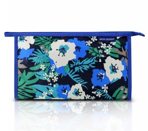 Necessaire Envelope (G) - Miss Douce Jacki Design ABC17198 Azul Flores