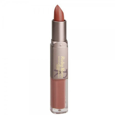 Batom Matte Duo Ruby Rose Cor 287