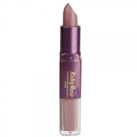 Batom Matte Duo Ruby Rose Cor 285