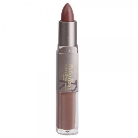 Batom Matte Duo Ruby Rose Cor 289