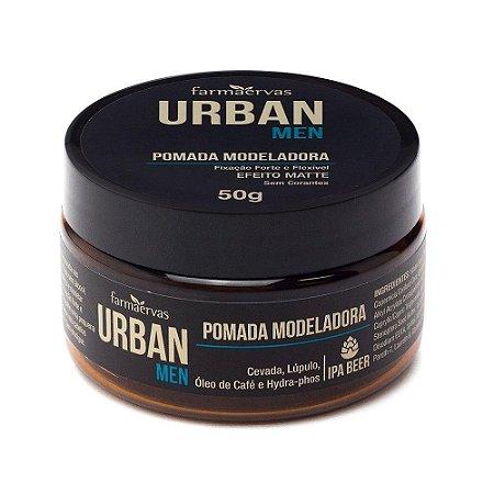 Pomada Modeladora Urban Men Farmaervas