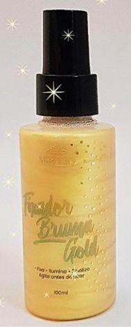 Fixador Bruma Gold Miss Lary ML106