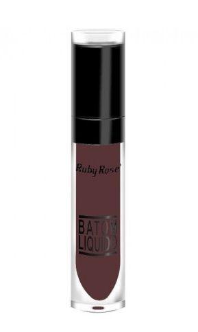 Batom Líquido Matte Ruby Rose Cor 241