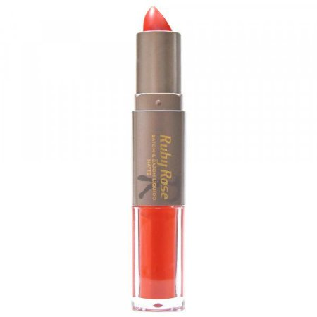 Batom Matte Duo Ruby Rose Cor 248