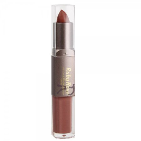 Batom Matte Duo Ruby Rose Cor 281