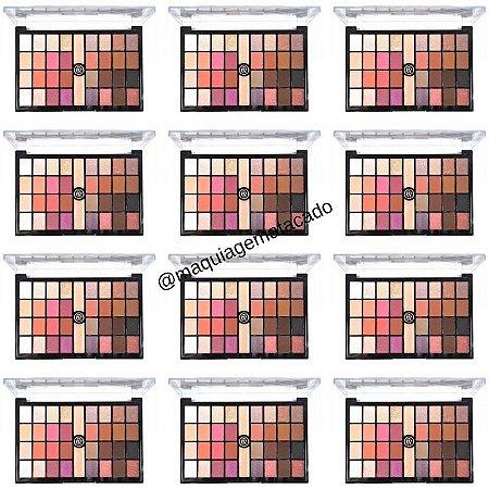 12 Unidades - Paleta 32 Sombras Sweet Eyes Ruby Rose HB9972