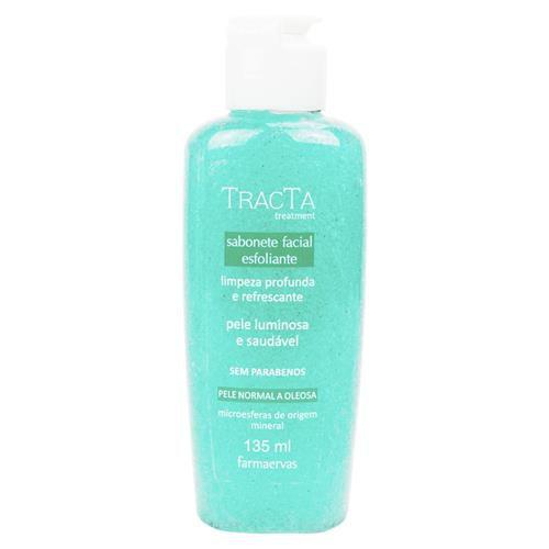 Sabonete Facial Esfoliante Tracta