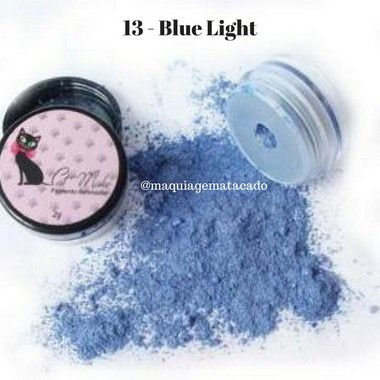 Pigmento Iluminador Cat Make Blue Light
