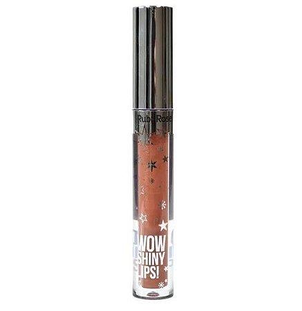 Gloss Labial Ruby Rose Wow Shiny Lips Cor 053 - HB8218