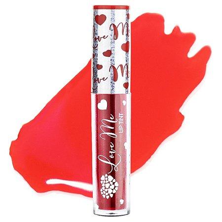 Lip Tint Love Me Mahav Maça do Amor