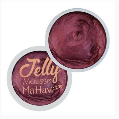 Sombra Jelly Mousse Mahav Ruby Red
