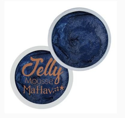 Sombra Jelly Mousse Mahav Dark Blue