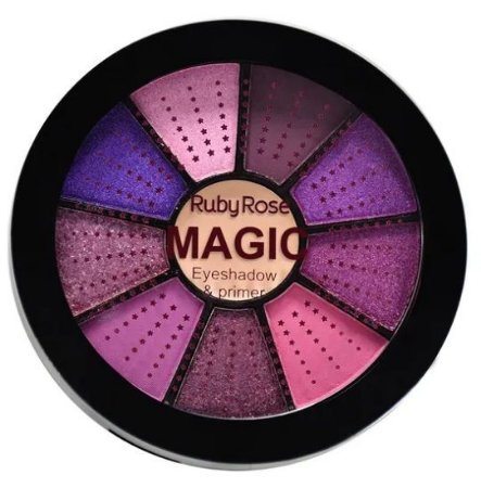 Paleta de Sombras Magic Ruby Rose HB9986-6
