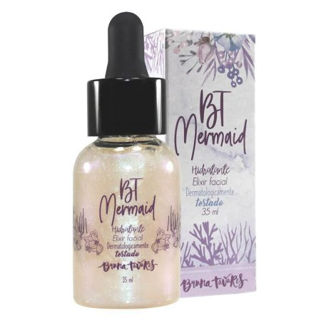 BT Mermaid Hidratante Elixir Facial Bruna Tavares