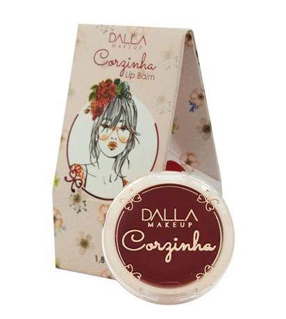 Lip Balm Corzinha Dalla Makeup Cor Enjoadinha DL0309