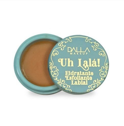 Uh Lalá Hidratante Esfoliante Labial Dalla Makeup Caramel Pudding DL0814