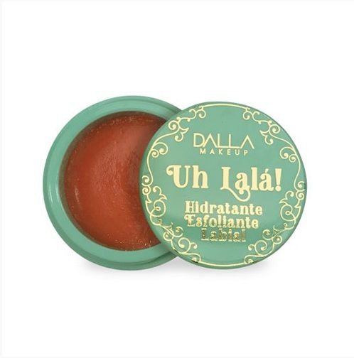 Uh Lalá Hidratante Esfoliante Labial Dalla Makeup Peach Pie DL0814
