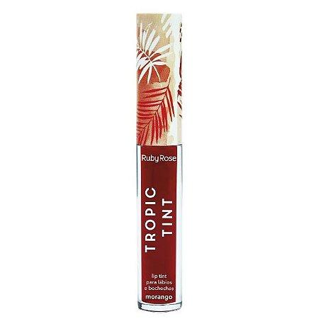 Lip Tint Tropic Ruby Rose Morango HB550