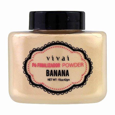 Pó Finalizador Powder Banana Vivai