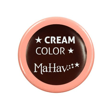 Cream Color Mahav Brown