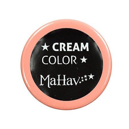 Cream Color Mahav Black