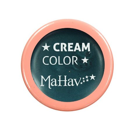 Cream Color Mahav Blue