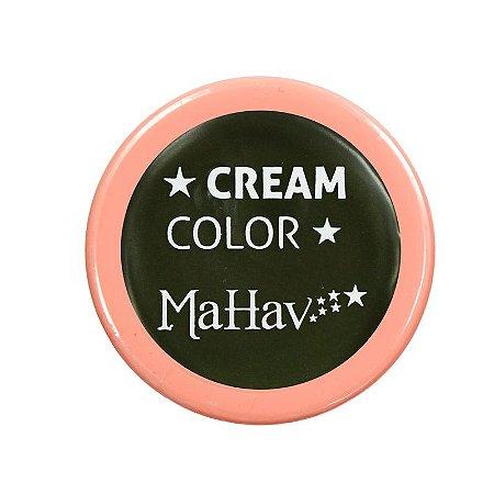 Cream Color Mahav Green